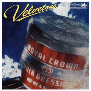 "1996 Velvetone - Velvetone 10"" - ©1996 Bear Family Records"