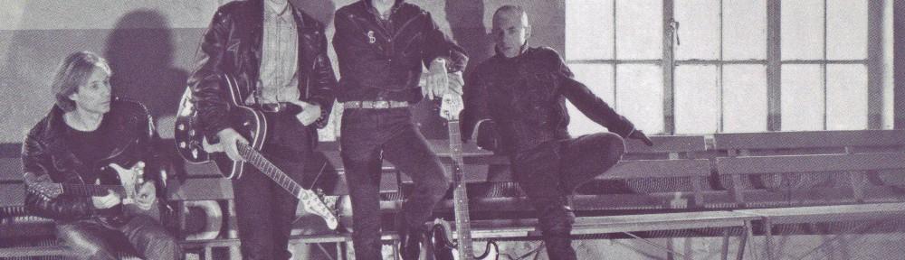 The Vee-Jays 1986 - ©Tammo Lüers